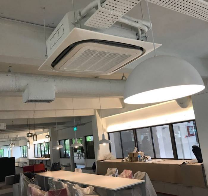 Air Conditioning Project